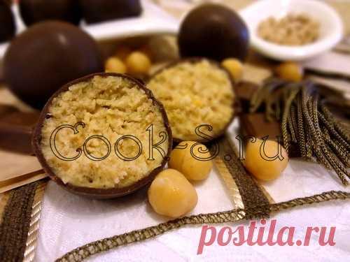 Конфеты из нута - Пошаговый рецепт с фото | Десерты