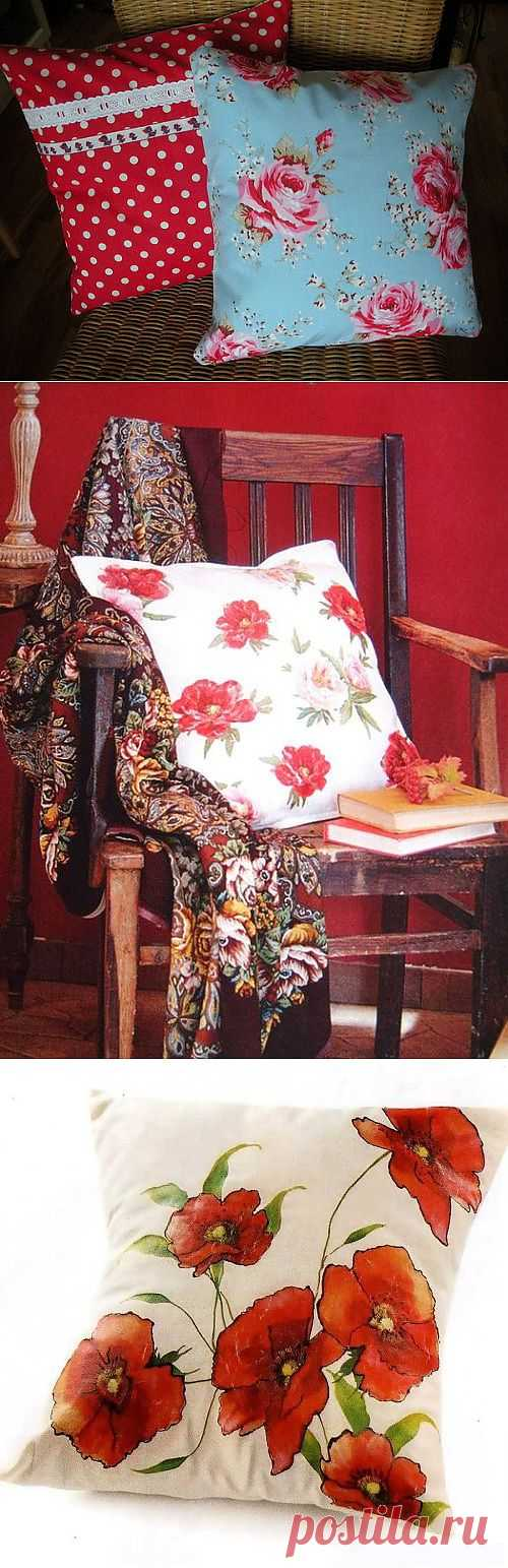 Декупаж на ткани — мастер класс | My Milady