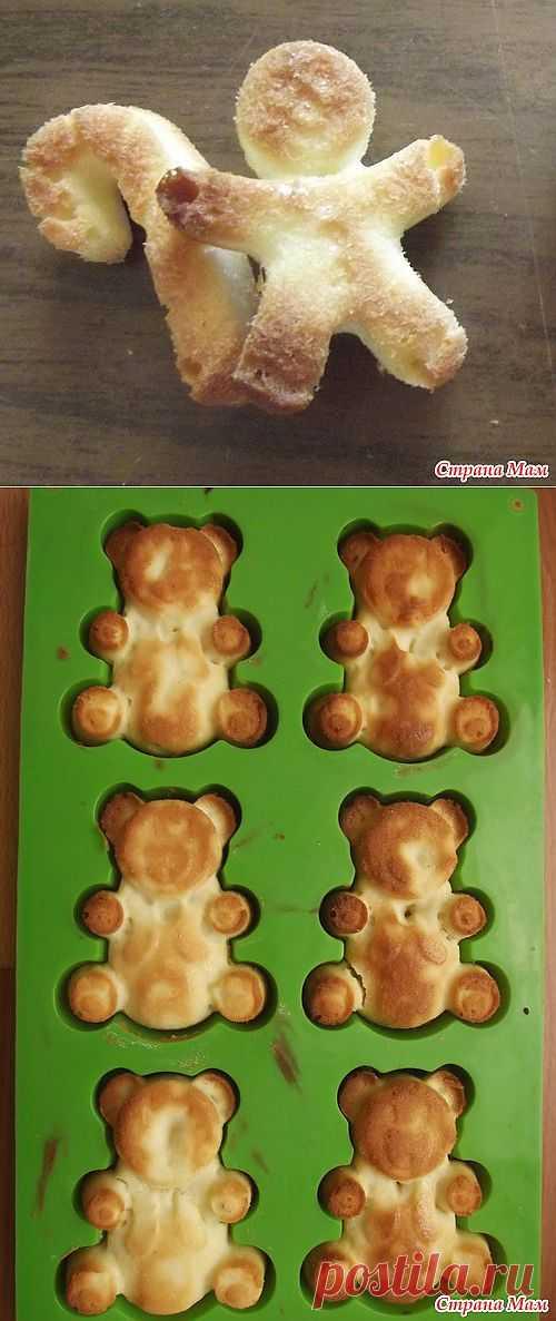 Быстрые и вкуснейшие печеньки