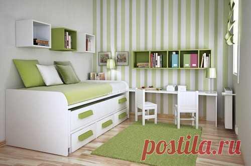 Как визуально расширить комнаты   Роскошь и уют