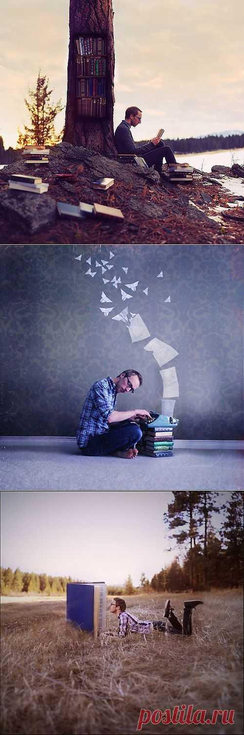 Любите книги всей душой