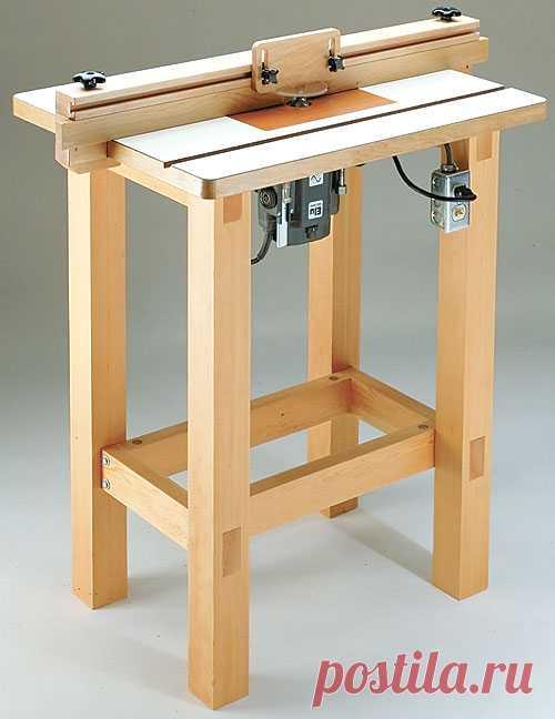 Стол для ручного фрезера 6