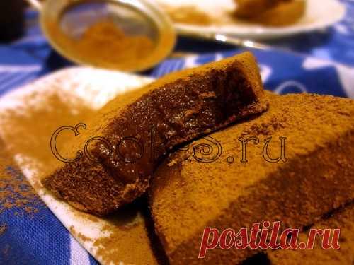 Шоколадный зефир - Пошаговый рецепт с фото | Десерты