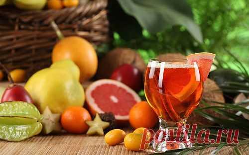 Готовим оздоровительные соки | My Milady