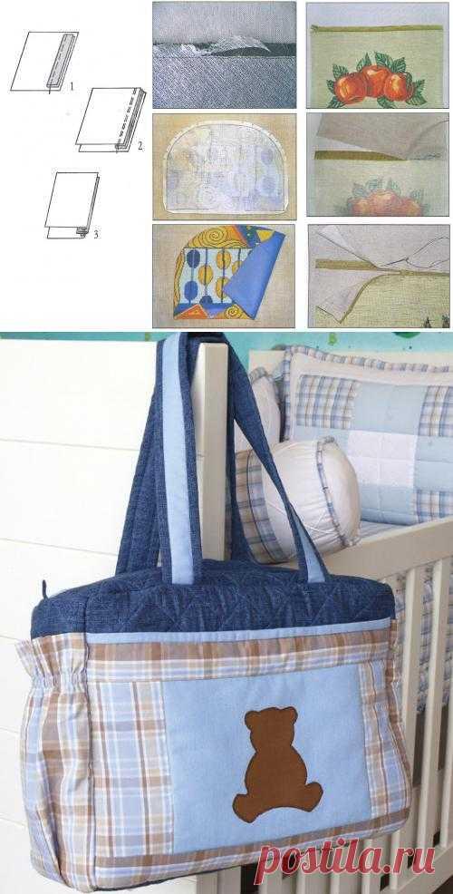 Учимся шить сумки. ВИДЫ ШВОВ и их применение