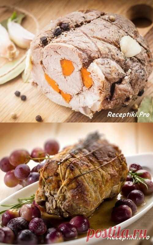 El fiambre de cerdo: la receta rápida