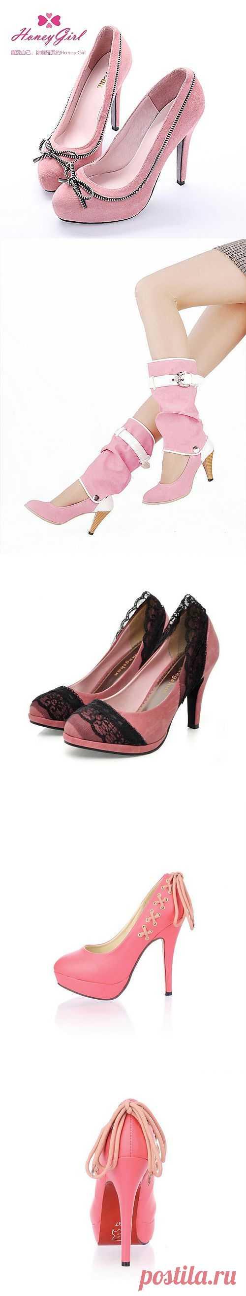 Обувные детальки (подборка) / Обувь / Модный сайт о стильной переделке одежды и интерьера