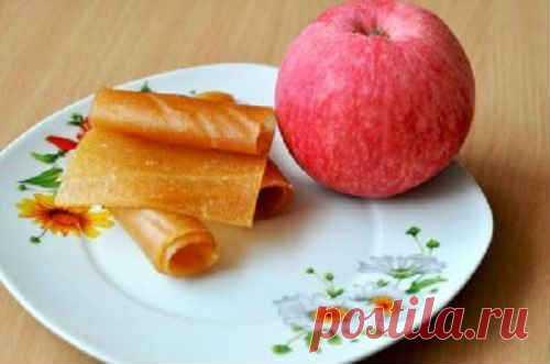 Пастила из яблок в домашних условиях - простые рецепты