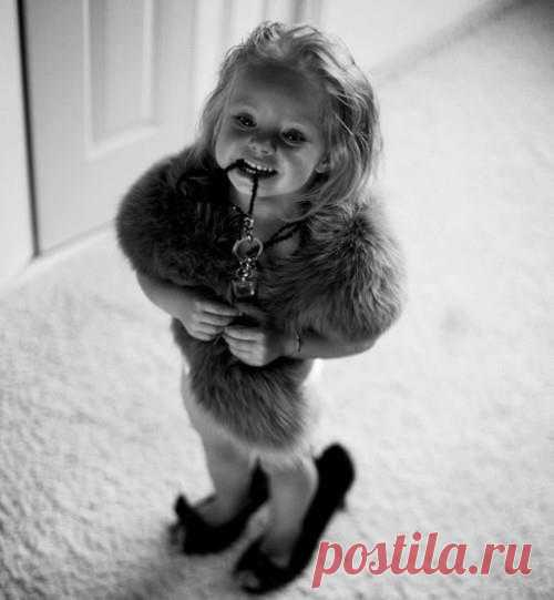 Мамина красота )