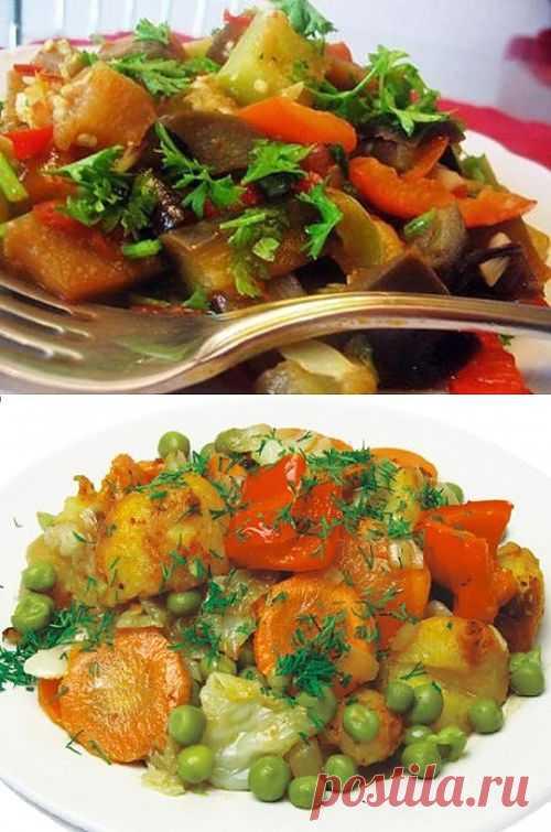 блюда из замороженных овощей рецепты с фото делать разнообразные карточные