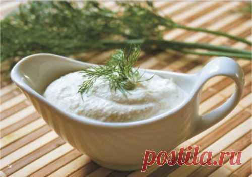 Соусы|Рецепт бретонского соуса