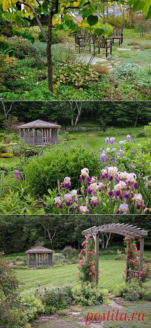 Дивный сад своими руками