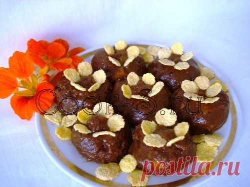 Пирожное из печенья - Пошаговый рецепт с фото | Десерты