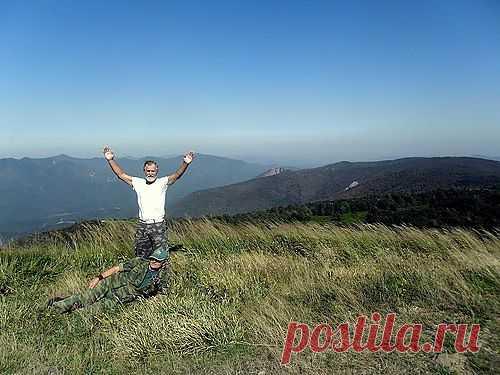 Сергей Анатольевич — «В горах, сентябрь» на Яндекс.Фотках