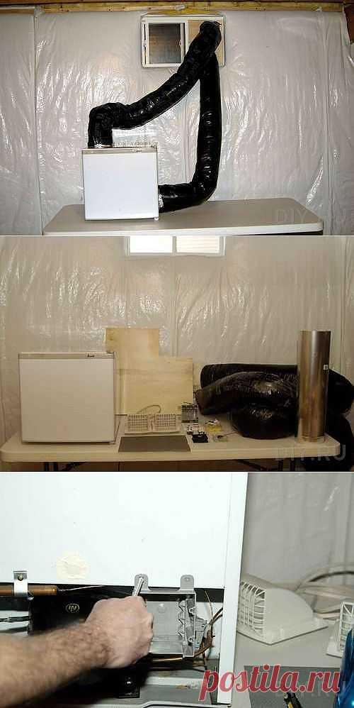 (+1) тема - Как снизить энергопотребление холодильника? Делаем энергоэффективный холодильник сами | Школа Ремонта