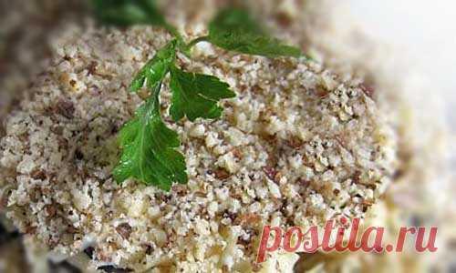 Грибной салат с курицей | Готовим вкусно