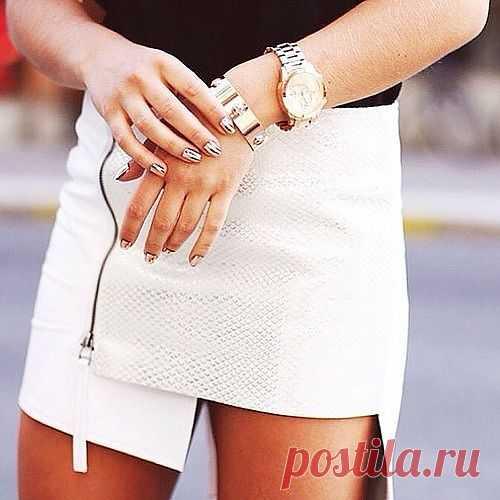 Очень удачная юбочка / Юбки и их переделки / Модный сайт о стильной переделке одежды и интерьера