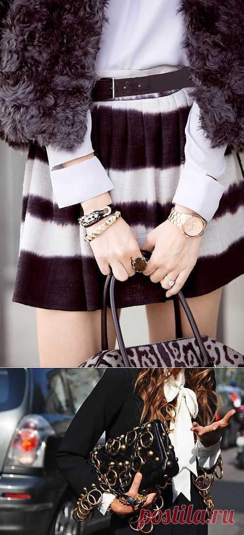 Дамские картинки (трафик) / Street Style / Модный сайт о стильной переделке одежды и интерьера