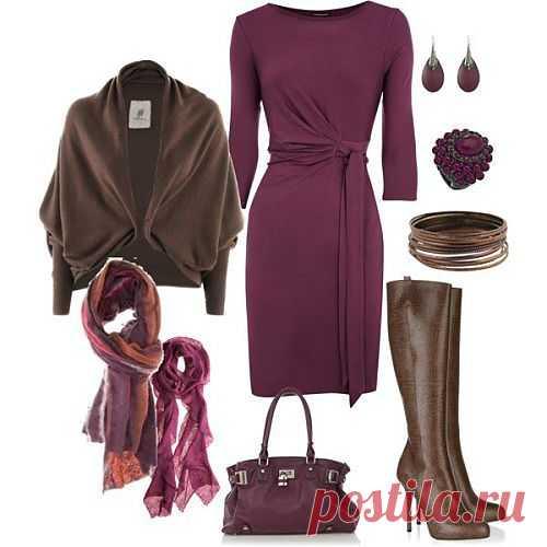 Модные тенденции осень зима 2013