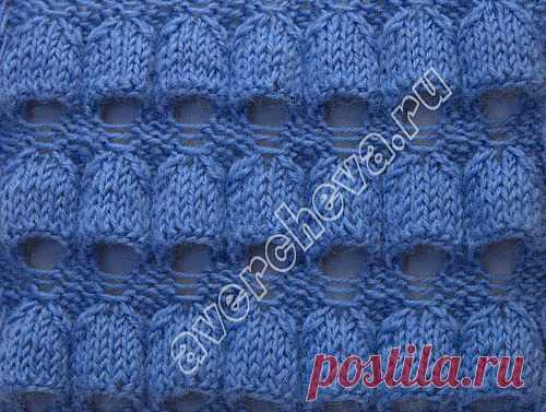 patterns the hand bells connected by spokes | the catalog knitted spokes of patterns