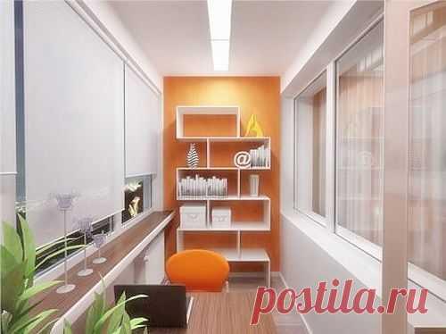 (+1) тема - Как обустроить балкон или лоджию. Идеи | МОЙ ДОМ