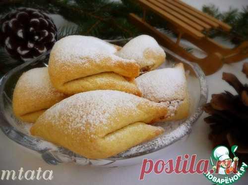 Печенье «Снежные сугробы» - кулинарный рецепт