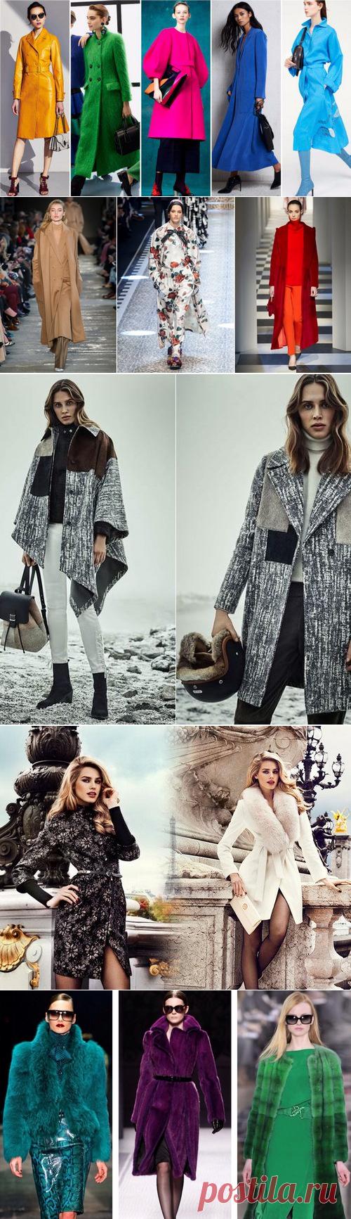 Тенденции моды осень-зима 2017-2018: модные фасоны одежды, новинки, идеи образов