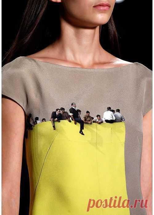 На золотом пеньке сидели... / Креатив в моде / Модный сайт о стильной переделке одежды и интерьера