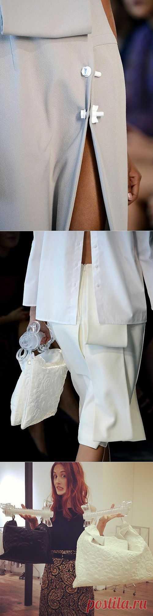 Застегнуться на болты! / Декор / Модный сайт о стильной переделке одежды и интерьера
