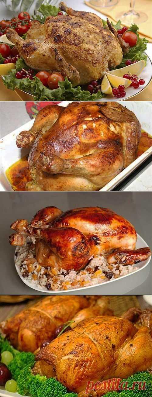 La gallina rellenada – los rellenos apetitosos para todos los gustos \/ las recetas Simples