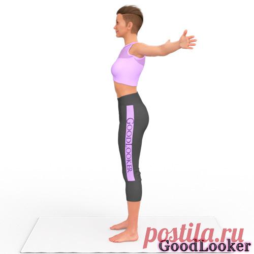 Растяжка для начинающих: 30 простых упражнений