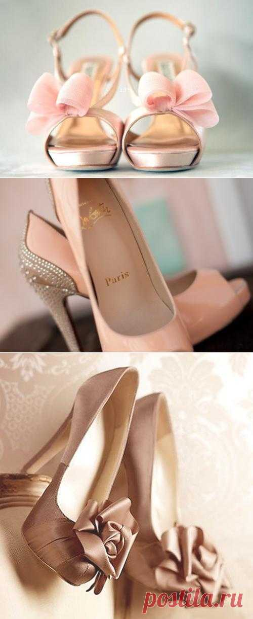 Туфли, туфли, туфли...