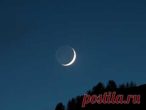 Новолуние: денежные приметы и поверья
