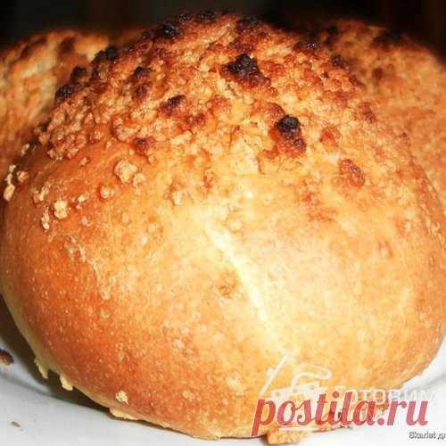 Ярославская булка (ГОСТ) - пошаговый рецепт с фото на Готовим дома