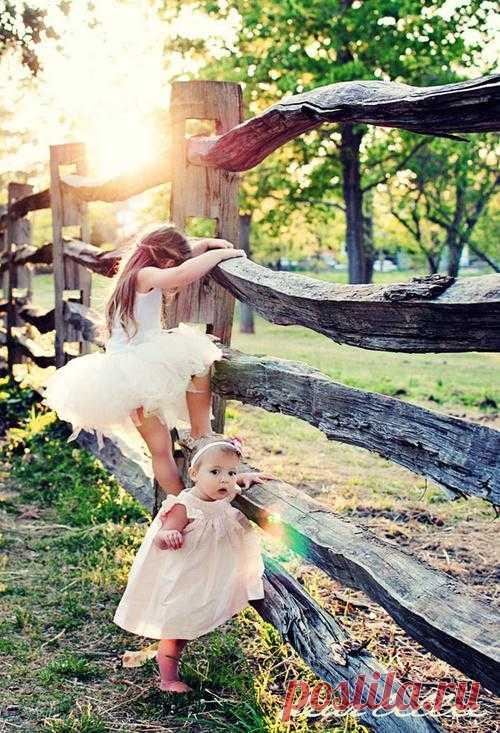 Принцессы в деревне )