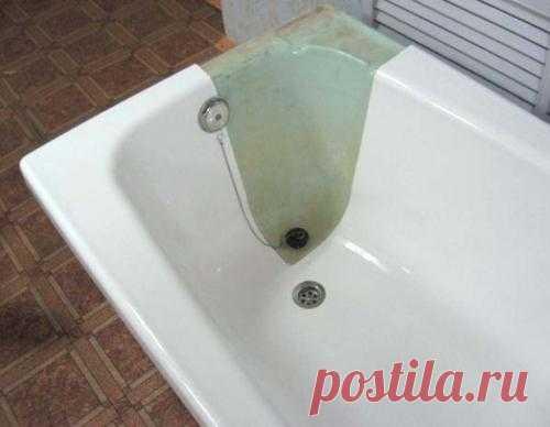 Как восстановить старую ванну? Способы реставрации ванны