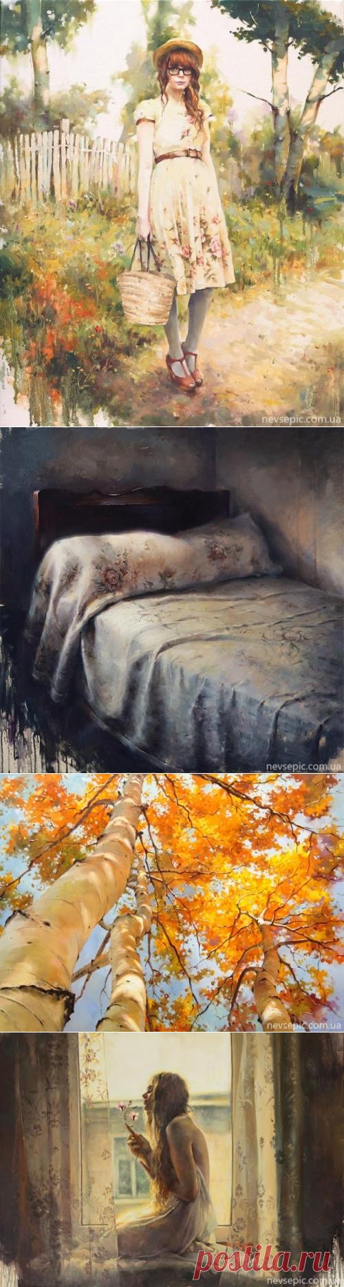 Ivan Alifan Jdanov (30 работ) » Картины, художники, фотографы на Nevsepic