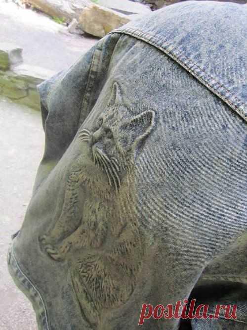 Вот как такое сделали?! / Переделка джинсов / Модный сайт о стильной переделке одежды и интерьера