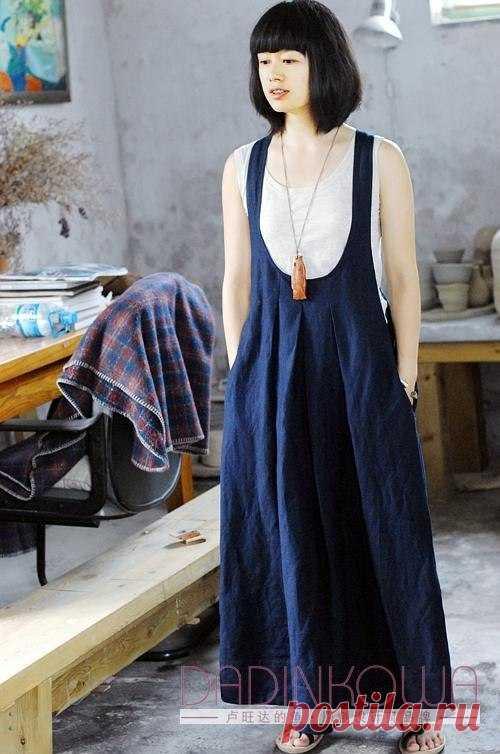 Сарафан бохо с выкройками Выкройки сарафана бохо для лета и осени. Шьём своими руками модный сарафан. Бесплатные выкройки в стиле бохо с 46 по 56 размер.