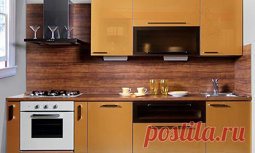 ПВХ панели для кухни с рисунком и без: особенности выбора и установки, дизайн, размеры (фото и видео)