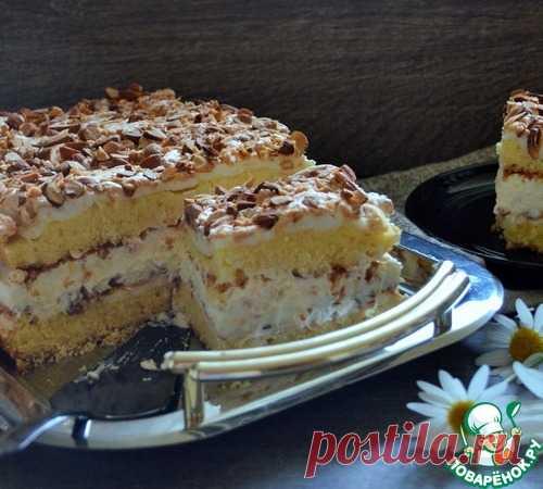 Норвежский торт – кулинарный рецепт