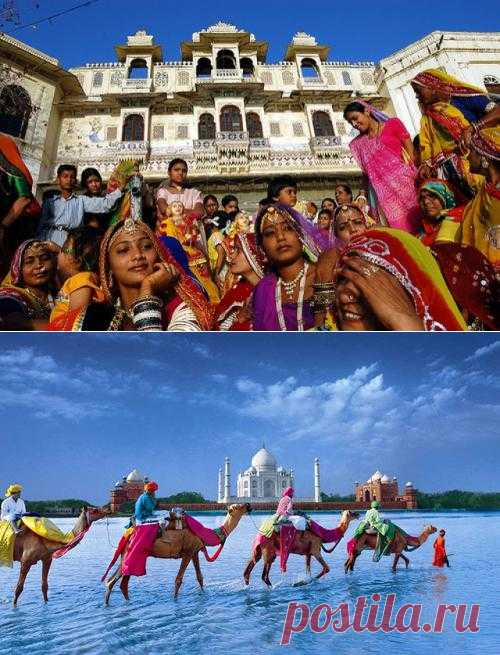 50 Фактов об Индии глазами россиянина