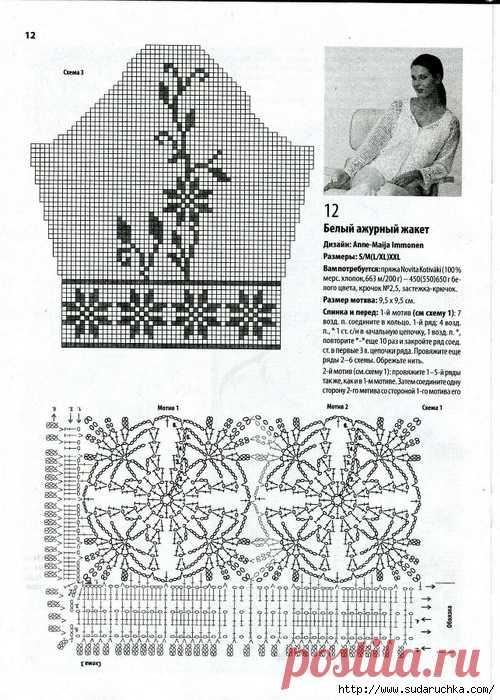 вязаная одежда для солидных дам 2 2017 журнал по вязанию