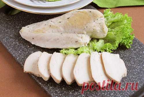 Куриное мясо для салатов — МОЯ КУХНЯ