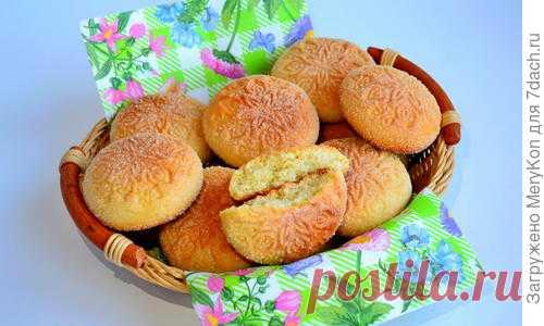 Печенье из пшеничной и рисовой муки - быстрое и рассыпчатое. Пошаговый рецепт с фотографиями
