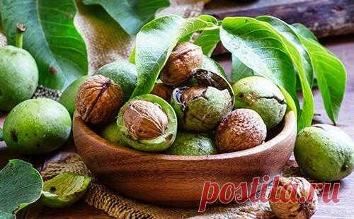 Варенье из грецких орехов купить; польза и вред, как варить варенье с орехами, чем оно полезно