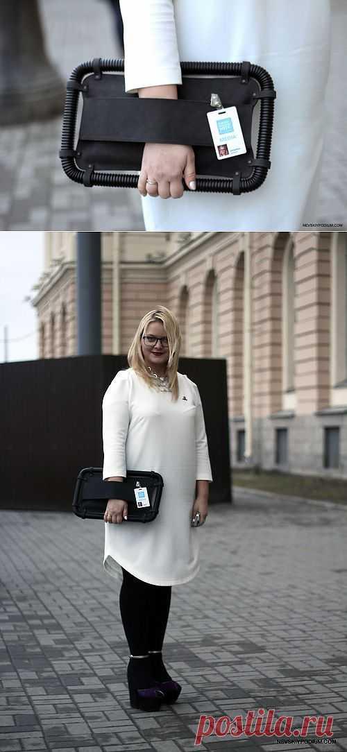 Крутой клатч / Вещь / Модный сайт о стильной переделке одежды и интерьера