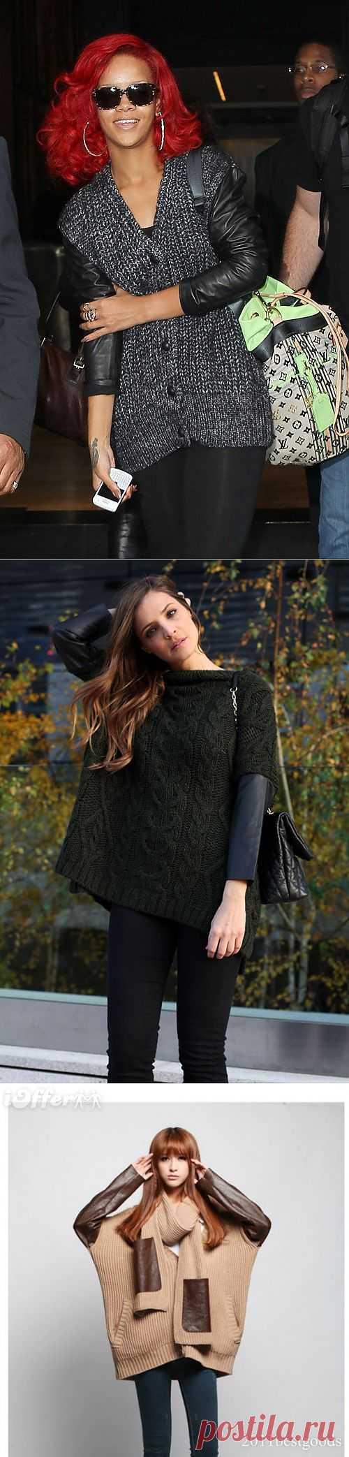 Свитер (подборка) / Свитер / Модный сайт о стильной переделке одежды и интерьера