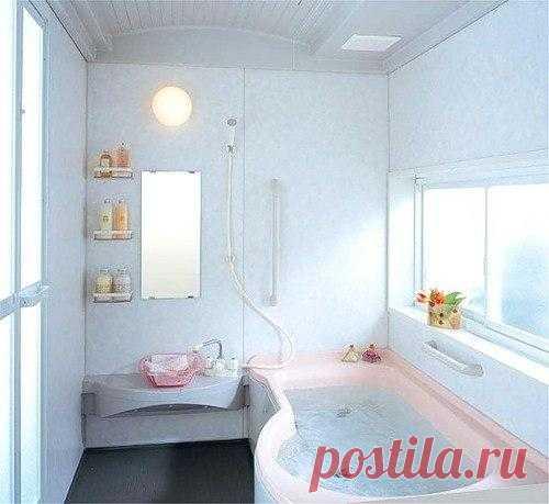 Уборка в ванной за пять минут! Всего какие-то 5 минут на ежедневную уборку — и ваша ванная будет сиять чистотой постоянно. Сомневаетесь? Смотрите инструкции! И это не реклама моющих средств.