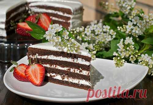 Gornarosa — «Черёмуховый торт» на Яндекс.Фотках